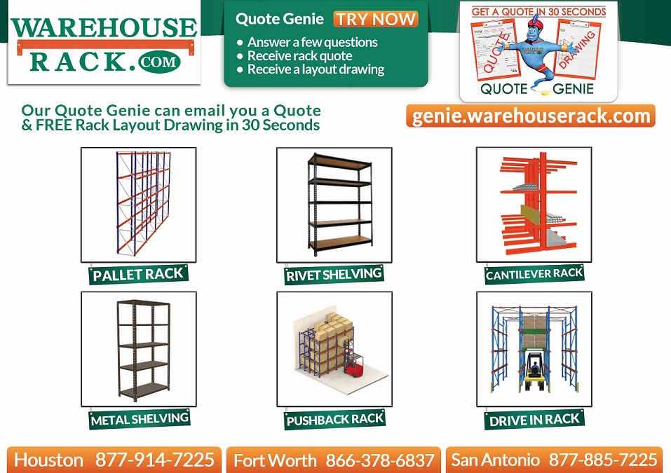 Cantilever Rack Liquidation