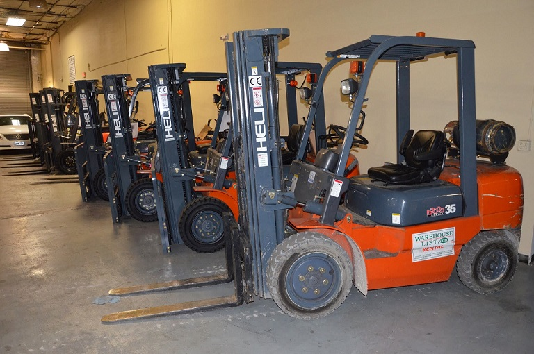 Used Forklift Repair