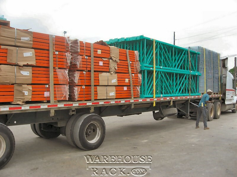 Warehouse Equipment Delivery